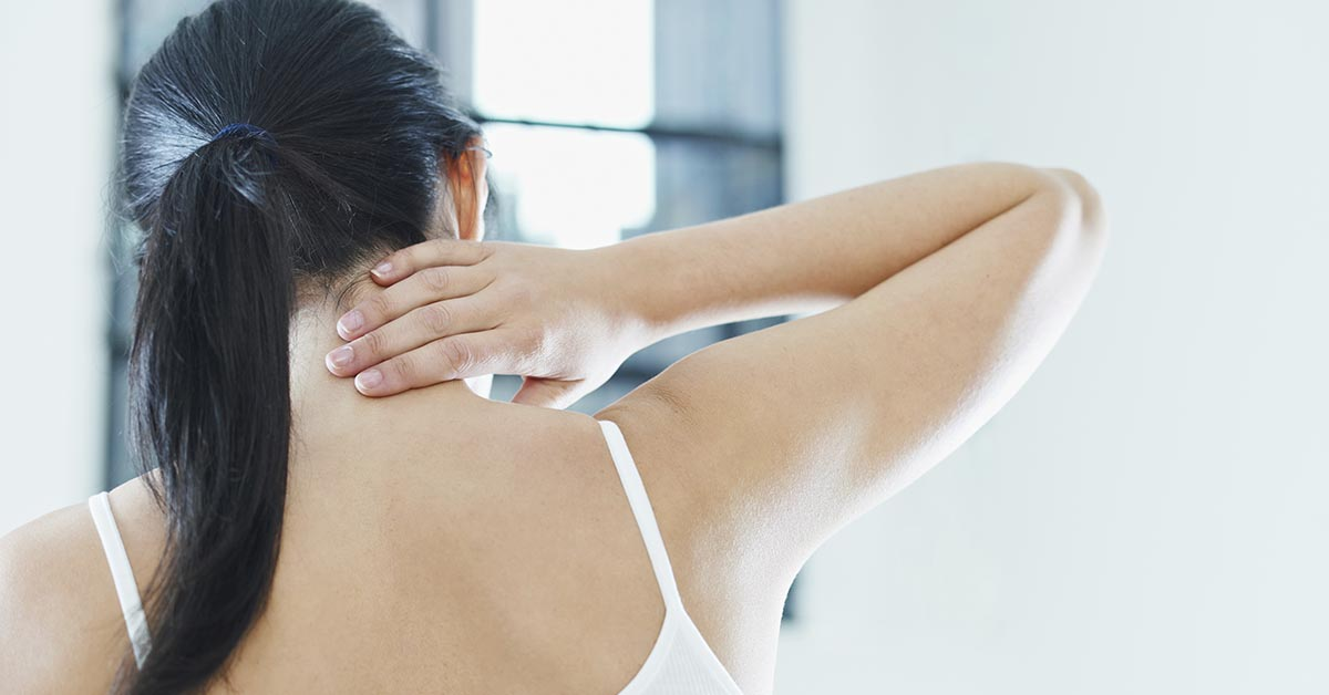 Mt Sterling chiropractic neck pain treatment